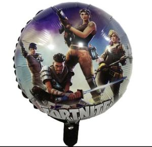 Fortnite 18 inch Round Mylar Balloon with helium for Sale in Baldwin Park, CA