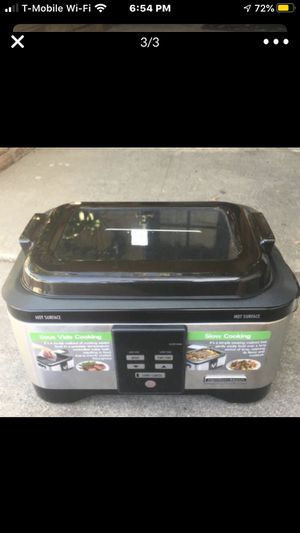Hamilton beach crock pot for Sale in Los Angeles, CA