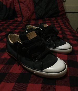 Coach sneakers ( converse style ) for Sale in Orlando, FL