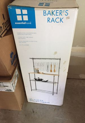 Bakers Rack for Sale in Triangle, VA