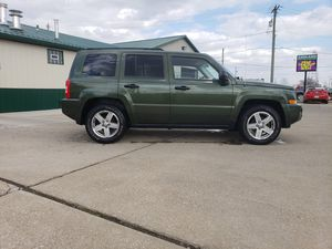 2008 jeep patriot 4x4 heated seats for Sale in Ashland, OH