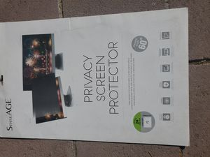$20 COMPUTER MONITOR PRIVACY SCREEN for Sale in Las Vegas, NV