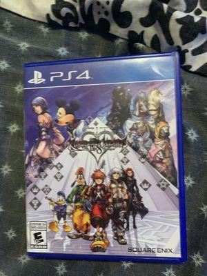 Kingdom Hearts HD 2.8 for Sale in Austin, TX