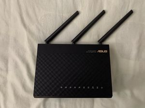ASUS Wireless Router Model RT-AC68U for Sale in Los Angeles, CA