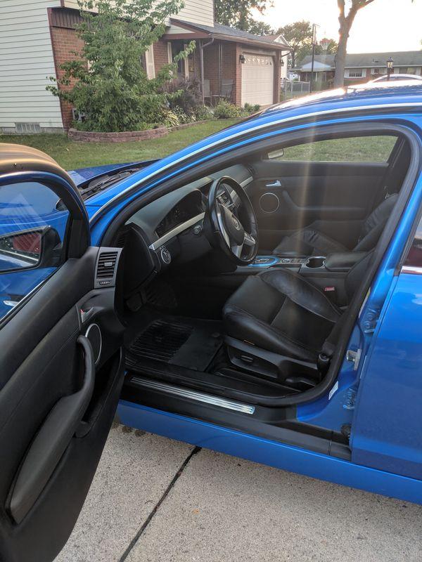 2009 Pontiac G8 GT 6.0 V8