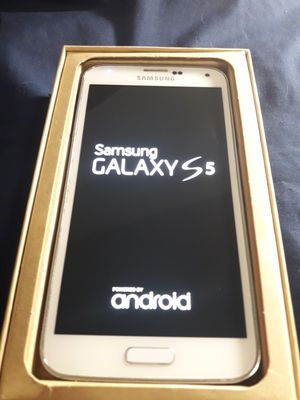 GSM Unlocked Samsung Galaxy S5 for Sale in North Salt Lake, UT