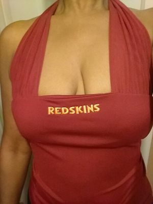 Washington Redskins Womens All Sport Couture Halter Top for Sale in Washington, DC