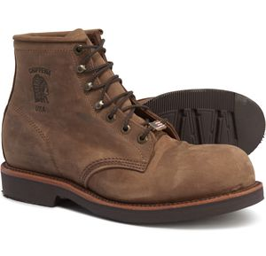 """Chippewa Ellison 6"""" Leather Work Boots Chocolate for Sale in Hialeah, FL"""