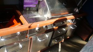Outdoor BBQ Grill Island for Sale in Lilburn, GA