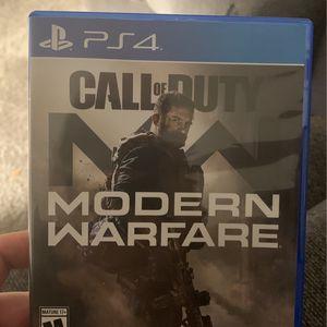 Call Of Duty Modern Warfare Brand New for Sale in Garden Grove, CA