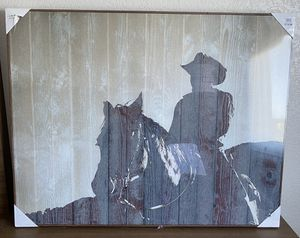 Cowboy Print for Sale in Chesapeake, VA