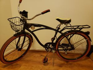 Huffy black bike for Sale in Riverside, IL