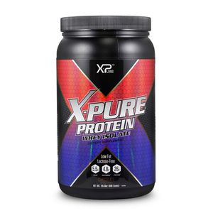 X-Pure Protein isolate chocolate 2lbs for Sale in Boca Raton, FL