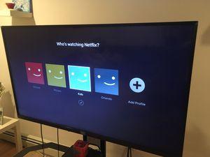 55 inch UHD 4K Smart Tv for Sale in Boxford, MA