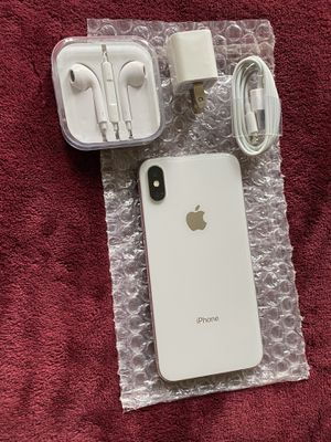 Factory Unlocked IPhone X(10) 64gb for Sale in Oakland, CA