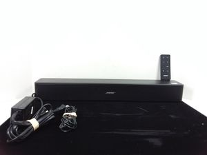 Bose Solo 5 TV Sound Bar System Speaker for Sale in Kent, WA