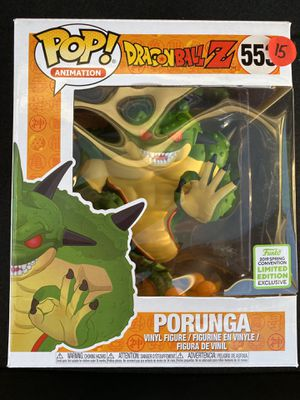 Porunga from Dragonball Z Funko POP (Convention Exclusive) for Sale in Las Vegas, NV