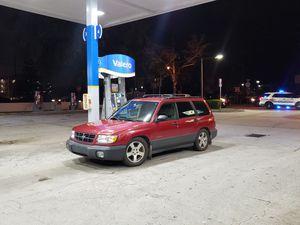 Mechanic Special: 5MT 1999 Subaru Forester L for Sale in Biscayne Park, FL