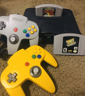 Nintendo 64 for Sale in Cypress, TX