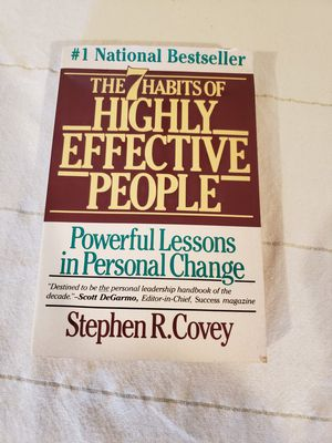 7 Habits of Highly Effective People for Sale in Maitland, FL