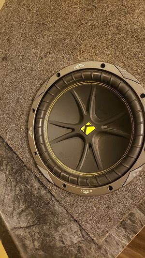 Sound system kicker, punch and nitro for Sale in Aurora, CO