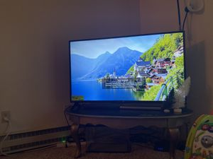 """LG 49"""" Smart TV comes with table and free monitor and key board for Sale in Shrewsbury, MA"""