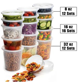 Food prep/storage containers for Sale in Santee, CA