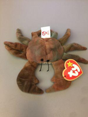 Teenie beanie babies- Claude the crab 1993 for Sale in Monroe, WA