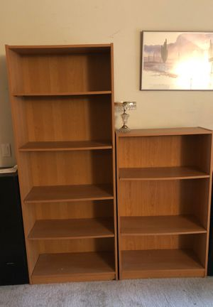 Two bookshelves for sale! for Sale in Los Angeles, CA