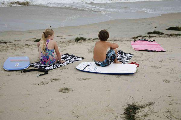 Shortboard carrier| Boogieboard Carrier | Wakeboard Sling | Beach towel | bag for kids