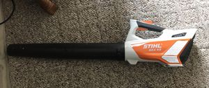 STIHL brand leaf blower for Sale in Bondville, KY
