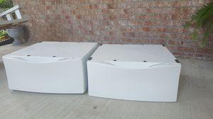 Kenmore Elite HE3 pedestals for Sale in Lithia, FL