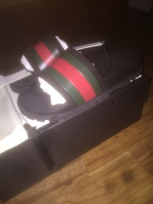 Gucci slides for Sale in Hayward, CA