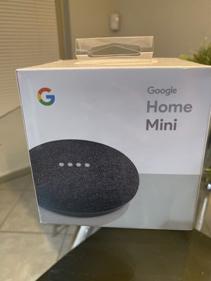 Google Home mini- new and used for Sale in Coral Springs, FL