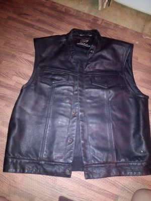 Fulmer motorcycle riding vest size Large for Sale in Los Angeles, CA