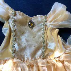 Disney Belle Inspired Dress Up Gown Size 8 for Sale in Tustin, CA