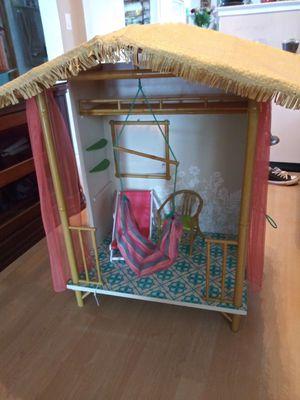 American girl house hut for Sale in Watsonville, CA