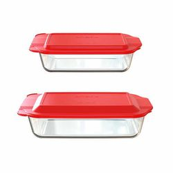 Pyrex 2-piece Deep Dish Bakeware Set for Sale in Houston,  TX