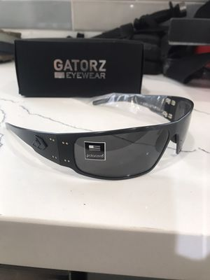 Gatorz Magnum black polarized glasses. for Sale in San Diego, CA