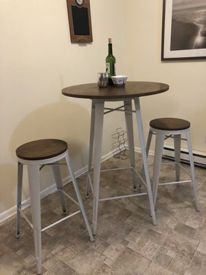 Like New Bistro Table and Chairs for Sale in Rumson, NJ