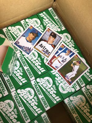 1991 Topps updAte baseball card set for Sale in Tacoma, WA