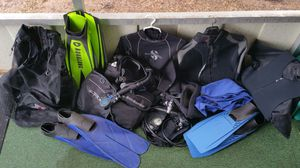 Dive equipment, like new. Scubapro first and second stage and BC, plus extras for Sale in Payson, AZ