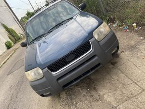 2001 Ford Escape for Sale in Philadelphia, PA