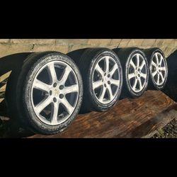 HONDA ACCORD ACURA TSX CR-V WHEELS 5x114.3 LUG PATTERN for Sale in Orlando,  FL