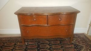 Antique dresser dovetail for Sale in Angier, NC