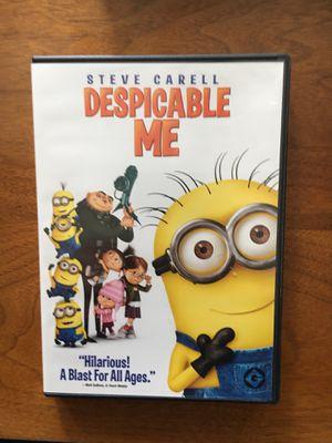 Despicable Me DVD for Sale in Geneva, IL