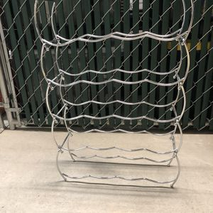 Detachable Tabletop Wine Bottle Rack (5-tier) for Sale in Lansdale, PA