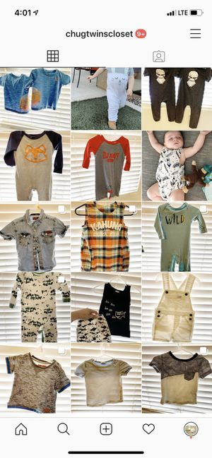 Baby/toddler kid clothing for Sale in San Tan Valley, AZ