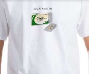 New Cialis & Levitra Shirts for Sale in Westminster, CA