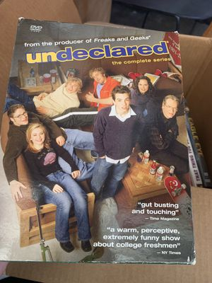 Complete series Undeclared -$5 (Vintage Judd Apatow Tv show) for Sale in Pasadena, CA